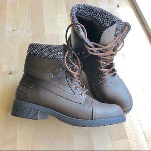 Rampage Maya Combat Boots